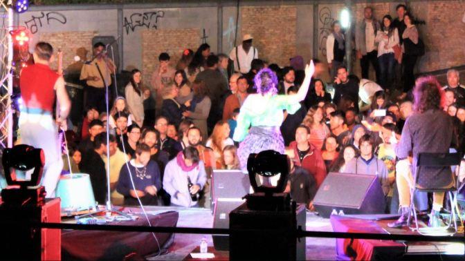 Grande Lisboa in concert: OqueStrada